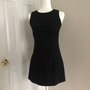 Black mini dress - Bebe